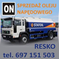 Sprzedaż Oleju Napędowego - atrakcyjne ceny!