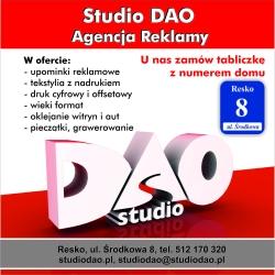 Agencja reklamowa Studio Dao