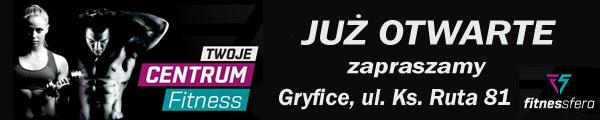 Fitnessfera Gryfice - ZAPRASZAMY!