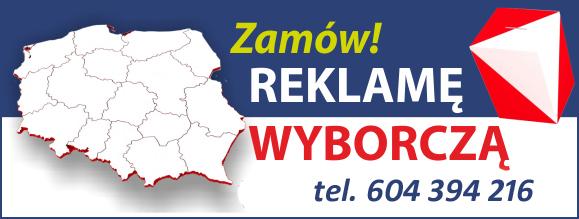Zamów reklamę wyborczą