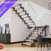 Schody Rintal – Projekt, Pomiar, Wizualizacja Gratis!